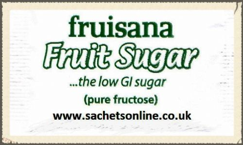 Fruit Sugar - (Diabetic) - single portion sachets